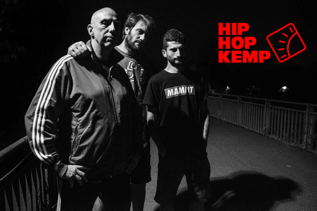 (Italiano) AlienArmy HipHopKemp 2019
